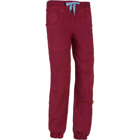 E9 N B Mix Climbing Trousers Kids magenta